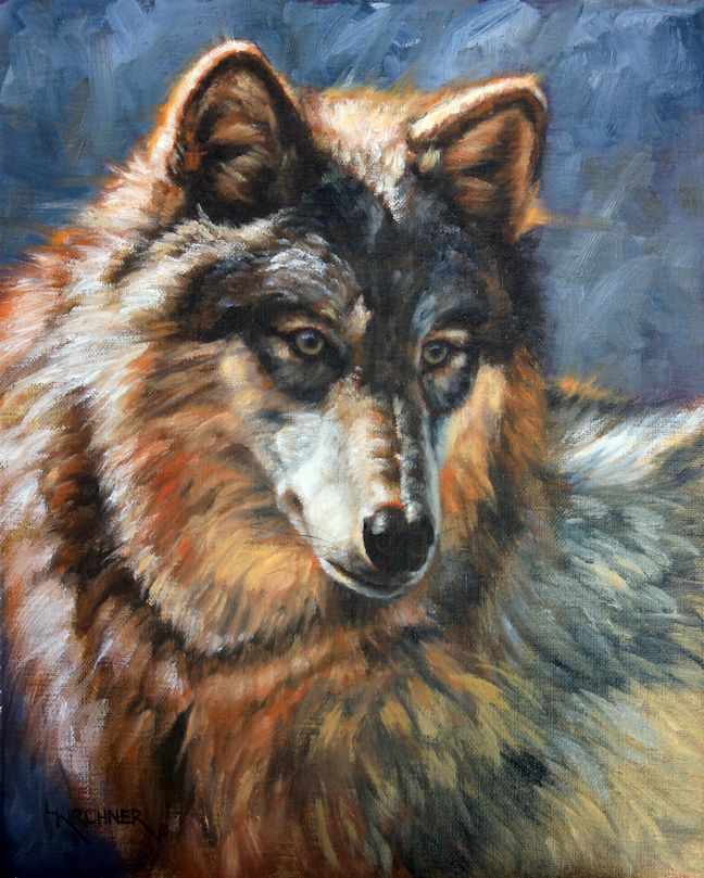 Leslie Kirchner, leslie kirchner artist, leslie kirchner art, wildlife art, wildlife artist, western art, western artist, nature art, nature artist, wolf, grey wolf, gray wolf, wolf art, wolf painting, grey wolf painting, gray wolf painting